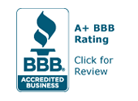 BBB A + Rating